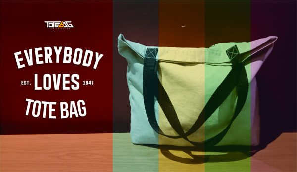 everybody loves tote bag jogja kanvas rainbow
