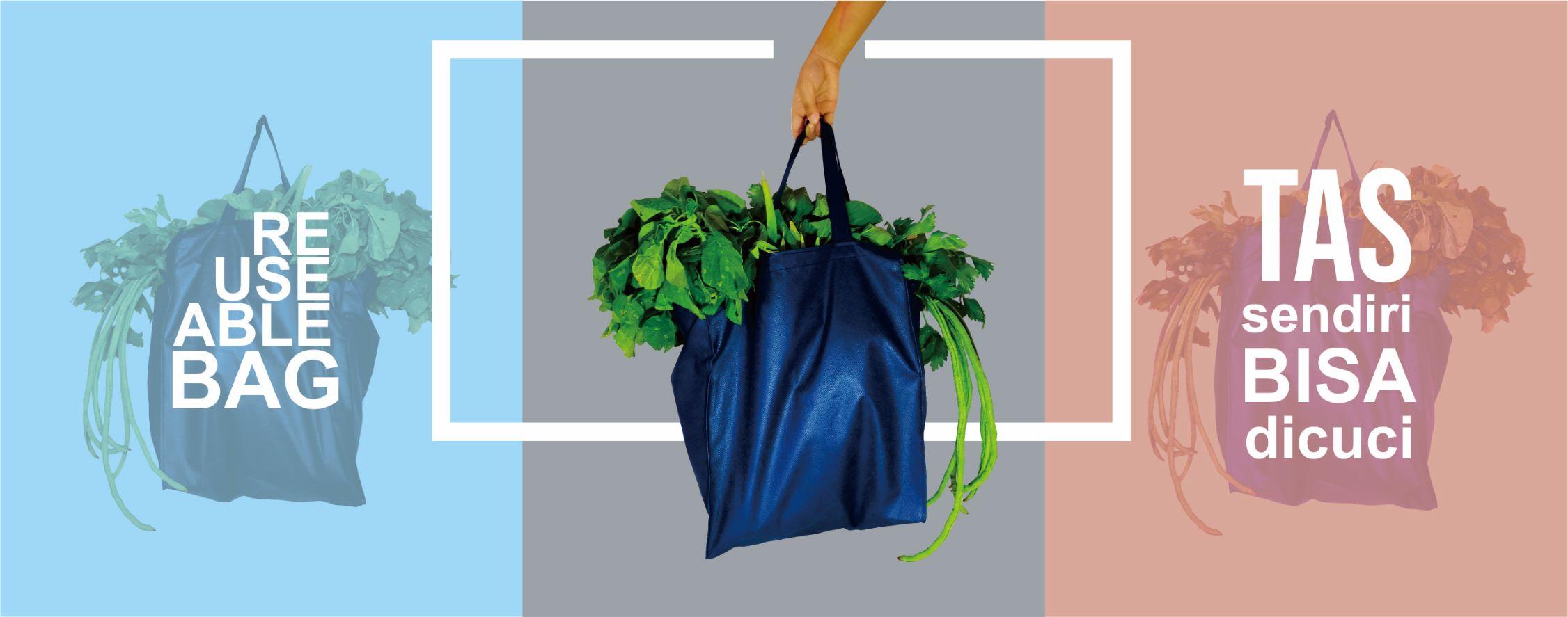 poster reusable bag totebag jogja