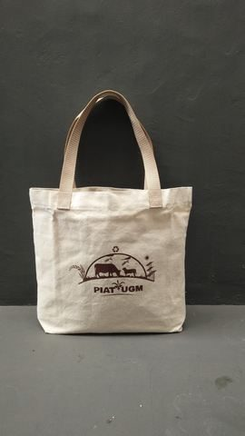 tote bag canvas lanscape